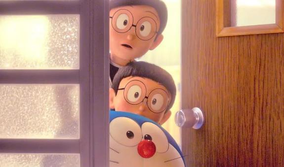《哆啦A梦:伴我同行2》帧帧回忆,面面共鸣!