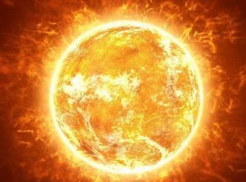如果给太阳浇水将会发生什么?