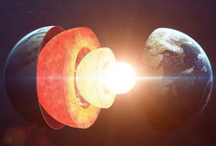 地心正在一边倒地增长,原因不明