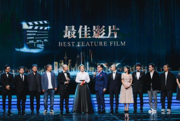 国产电影《东北虎》获得最佳影片大奖