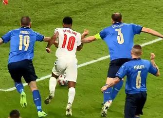 意大利点球胜英格兰夺欧洲杯冠军,继续期待意大利在世界杯的表现