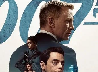 """《007:无暇赴死》詹姆斯·邦德回归, 克雷格""""口嫌体诚""""再出演。"""